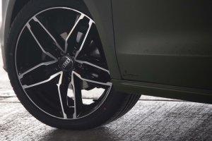 Audi A1 wrap