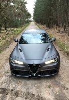 Alfa-Romeo Giulia wrap