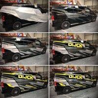 Van Dijk mx products wrap