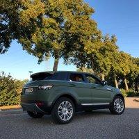 Range-Rover Evoque wrap