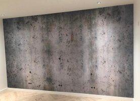 Airtex muur wrap